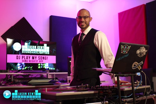 DJ Smooth - Jason Kent Sound and Lighting