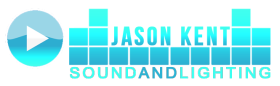 Jason Kent Sound and Lighting Logo