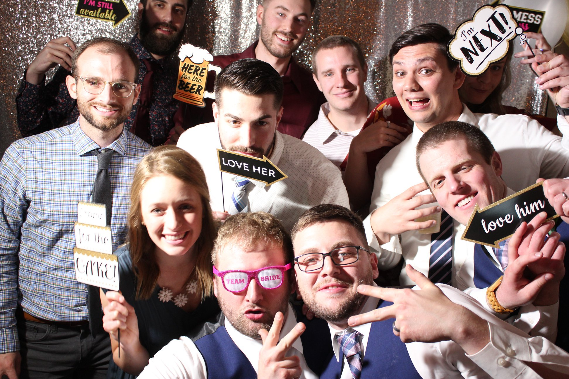 Wedding Photobooth Image Guys
