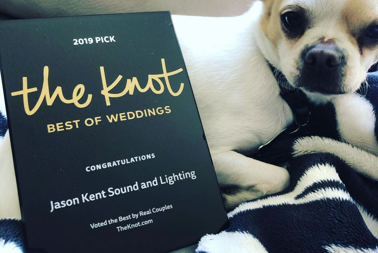 The Knot Best of Weddings 2019 Award-Winning DJ Service