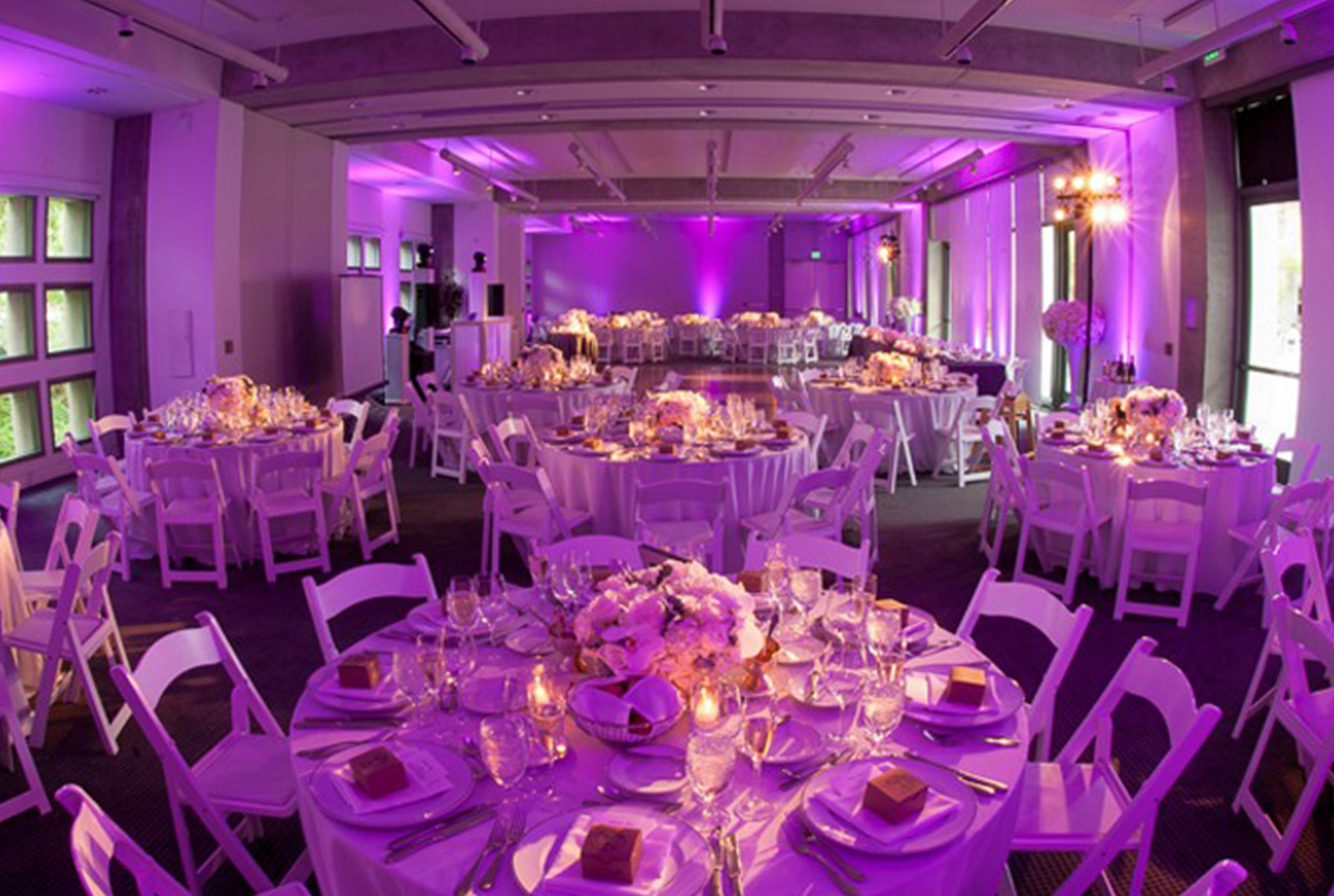 Everything You Need to Learn About Wedding Uplighting